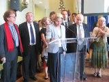 Beauvais législatives : C. Cayeux annonce les résultats sur Beauvais