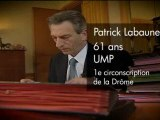 Patrick Labaune - député UMP - 1ère circo de la Drôme
