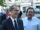 Mayenne : Guillaume Chevrollier est élu
