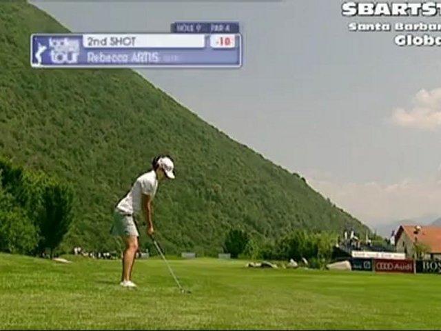 Ladies European Professional Golf Deutsche Bank Swiss Open Sports