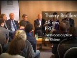 Thierry Braillard - député PRG - 1ère circo du Rhône