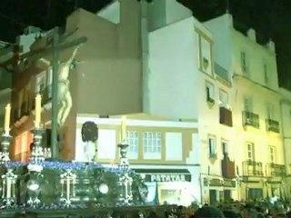 SALIDA HDAD. DEL CRISTO DEL CALVARIO.SEVILLA 2012