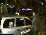 Le chauffeur de taxi qu'il ne faut pas embêter