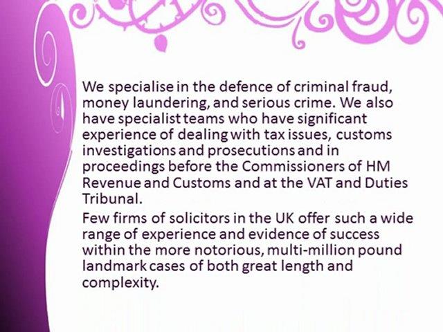 Fraud Lawyers London | Lawyers for London