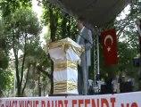 2012 Yılı Hacı Yusuf Bahri Efendiyi Anma Programı-İdris Naim Şahin'in Konuşması
