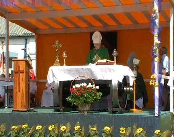 Nie wolno niszczyc Narodu. Ks. abp Stanisław Wielgus