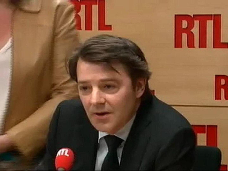 François Baroin, député UMP de l'Aube :