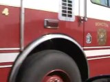 Riverview, Dieppe & Moncton Fire responding Lights & Sirens