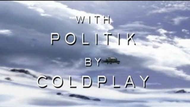 AMV Coldplay Last Exile