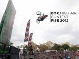 BMX Razer High Air Contest - FISE 2012