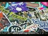 Custom Stickers Printing Banners - Custom Banners - printingray.com