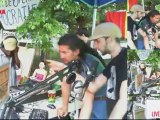 Radio Republika Verde la Street Delivery 2012 | live DJ session Johhny King/Stevie Bass