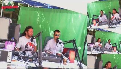 Radio Republika Verde la Street Delivery 2012 | matinal live cu Negroiu si Mihaila