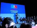 Grande soirée élections législatives 2012 - UMP Paris (int François Fillon - 3)