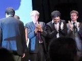 Grande soirée élections législatives 2012 - UMP Paris (arrivée de François Fillon)