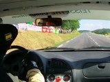 Dutoya Saxo A6 Course de Côte de Tarbes Osmets 2012 [HD]