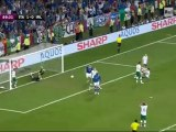 Italia - Irlanda 2 - 0 Balotelli 45°