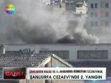 Şanlıurfa cezaevinde ikinci yangın part 3 - 18 haziran 2012