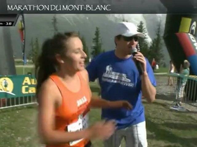 KV - Marathon du Mont Blanc 2012