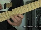 Jason Becker shred guitar arpeggios