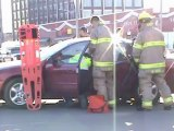 ACCIDENT Vaughan Harvey & Main  sends a woman to hospital Moncton