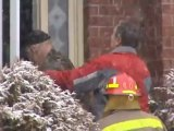 Firefighters return to Charles Lutes, Magnetic Hill, Moncton