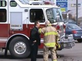 Firefighters responded to Tim Hortons Plaza, Moncton