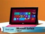 Microsoft Surface, la nouvelle tablette de Microsoft sous Windows 8
