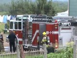House Fire Ammon Rd. Moncton