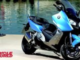 First Ride: BMW C650GT & C600 Sport Super Scooters