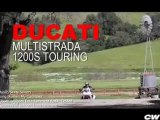 2010 Ducati Multistrada 1200S Touring Road Test