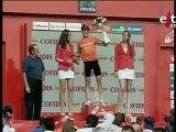 Igor Antonek garaipen itzela Vueltan. Vuelta a España 2010, victoria de Igor Antón