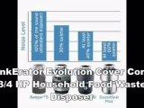 Best Buy InSinkErator Evolution Cover Control 3-4 HP Household Food Waste Disposer