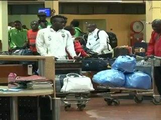 Kenya Harambee stars Coach Francis Kimanzi sacked