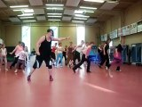 """""""ZUMBA HE ZUMBA HA"""", REPETITIONS SHOW, BAYEUX FITNESS FORME"""