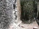 Syria فري برس حلب حيان اثار الدمار الذي خلفته القذائف الصاروخية19 6 2012 ج1 Aleppo