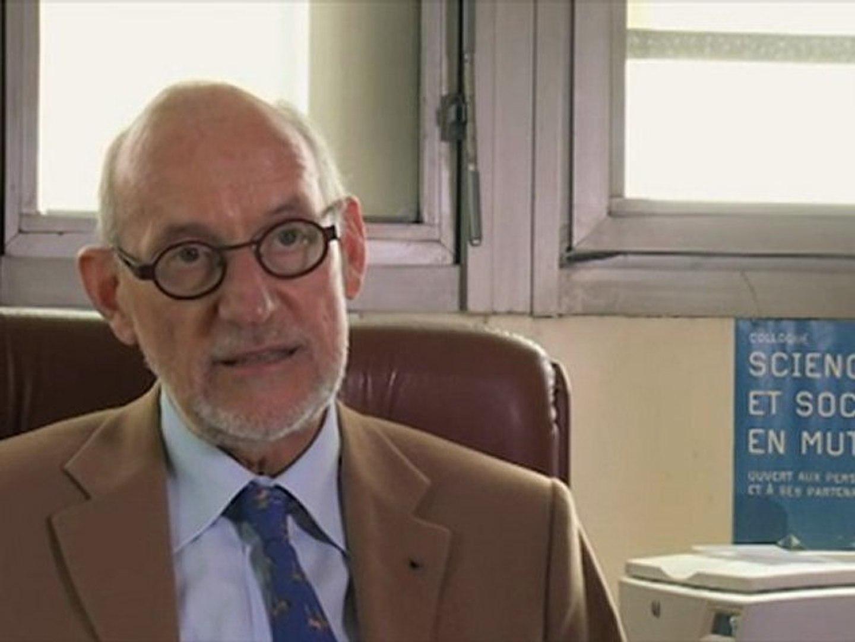 Patrick Couvreur, pharmacien