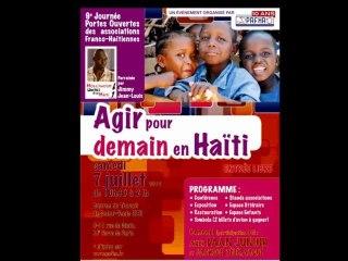 PAFHA 9e Journée portes ouvertes des associations franco-haitiennes
