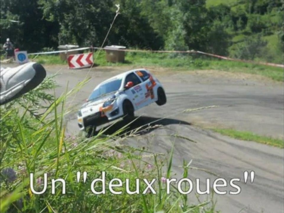 Twingo R2 Evo - Rallye Vins de Macon 2012 - Vidéo Dailymotion