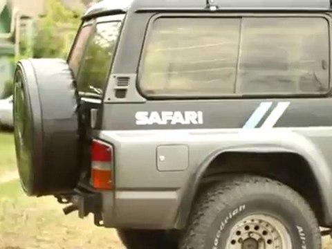 Бокс колпак запасного колеса 33(russ-artel.ru) Nissan Patrol Y60,61,Safari