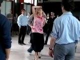 """Salsa cubaine """" Juliano """" - danse aux arts ( et métiers ) 2012"""