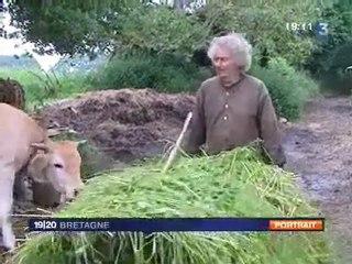6 minutes avec un paysan breton. A l'ancienne - La ferme de Penprat - France 3 région