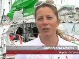 Ultime qualification pour Samantha Davies (Vendée)