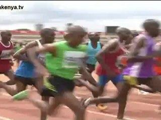 Wanariadha wasaka tiketi ya London Olympics