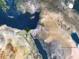 Les raids israéliens sur Gaza font au moins huit morts
