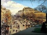 Edith  PIAF - Paris 1949 - Sous le ciel de PARIS - BY Giuseppe INFANTINO -