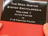 Classic Game Room - SEGA MASTER SYSTEM ENCYCLOPEDIA Volume 1 review