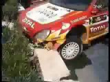 Gros Crash Rallye Compilation Accidentes de rallye