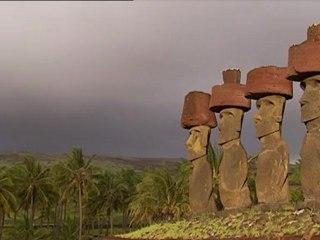 L'île de Pâques