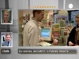 Sécurité sociale europénne : les droits des citoyens
